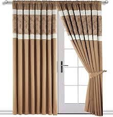 imperial rooms fuux silk 220 g m jacquard vorhang fenster vorhänge schlafzimmer vorhänge wohnzimmer gold creme 66 breite zoll x 72