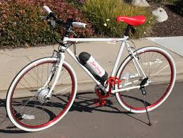 Scoozy 250 SS E Bike Sensible Simplicity