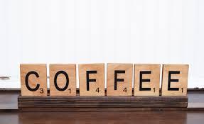 Scrabble Tile Value Change by Rustic Wood Coffee Signs Scrabble Letters Large Scrabble