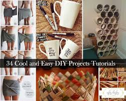 34 Insanely Cool and Easy DIY Project Tutorials Amazing DIY
