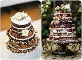 Simple Elegant Wedding Cakes Without Fondant Rustic