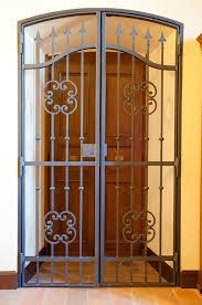 Exterior Metal Security Doors • Exterior Doors Ideas