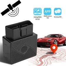 100 Truck Tracker OBD II GPS Real Time Vehicle Tracking Device For Car