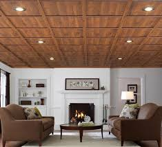 armstrong country classic plank covering drop ceiling tiles with