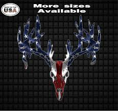 American Flag Deer Skull Vinyl Decal Sticker Hunting Decals | Etsy Deer Hunting Decals Stickers For Cars Windows And Walls Huntemup Fatal Attraction Bow Rifle Muzzle Loader Black Powder Womens Life Love Brohead Decal Bowhunting Buck Car Doe Hunted Hunter Etsy Set Of 4x4 Off Road Realtree Turkey Truck Ebay Craft Beards Bucks Skull Wall Vinyl Window Detail Feedback Questions About Whitetail Buck Hunting Car Gun Antler Laptop Earlfamily 13cm X 10cm Heart Shaped Browning Style Sika Deer Decal Maryland Flag Sticker Reed Camo Marsh Weed