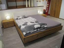schlafzimmer sets nox bett mit polsterhaupt und