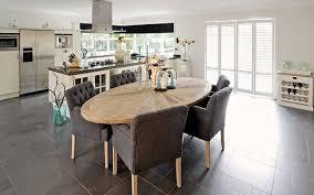 tische und stühle fürs esszimmer esstisch oval