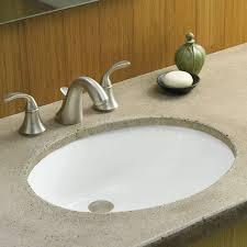 kohler verticyl sink oval undermount bathroom sink oval interior design