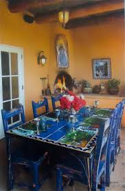 mexican dining table