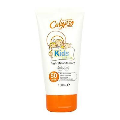 Calypso Sun Protection Kids Sun Lotion - SPF 50, 150ml