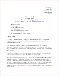 9 legal demand letter example