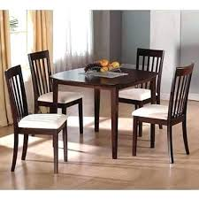 Quality Dining Room Sets 5 Set Chairs Table And