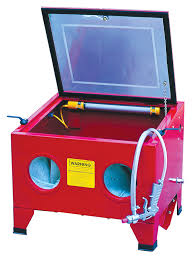 Abrasive Blast Cabinet Vacuum by Atd 8400 Bench Top Steel Blast Cabinet Atd Tools Inc