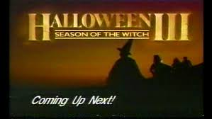 Halloween Iii Season Of The Witch Poster by Halloween Iii Horrordigital Com