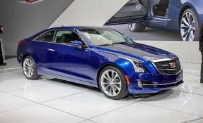 2015 Cadillac ATS Coupe s and Info – News – Car and Driver