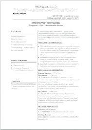 Open Office Resume Templates Free Microsoft Template Amusing