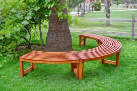 Half Circle Outdoor Furniture by Semi Circle Bench Hashtag Digitals