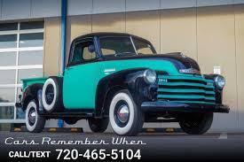 100 1949 Chevrolet Truck 3100 For Sale 2219704 Hemmings Motor News