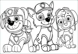 Breathtaking Paw Patrol Coloring Pages Marvellous Color To Print