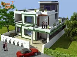 100 Beautiful Duplex Houses House Design ApnaGhar House Design