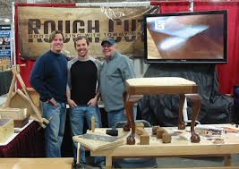 close grain a visit to the woodworking shows