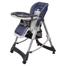 rehausseur bebe chaise vidaxl chaise haute deluxe et réhausseur bébé bleu foncé siège bébé