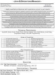 Sample Resume For Experienced Electrical Engineer Design