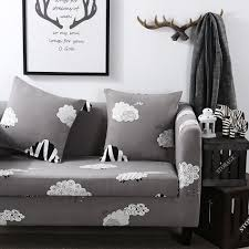 Black Sofa Covers Cheap by Online Get Cheap Patterned Slipcovers Aliexpress Com Alibaba Group