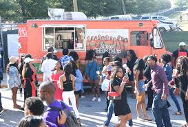 100 Universal Food Trucks ALMOST CHRISTMAS HBCU Homecoming Takeover At Spelman College And