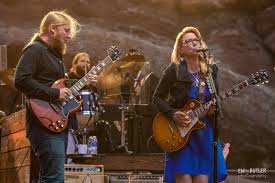 """Rockin' In The Free World:"""" Tedeschi Trucks Band Gets Political At ... Tedeschi Trucks Band Infinity Hall Live Derek Talks Losses Of Col Bruce Butch Gregg Along With Red Rocks 07292018 I Want More In Memory Of Photos 07292017 Marquee Magazine Wheels Soul Tour Amphitheater July News Amphitheatre Row 28 Seat 113 Tour Grace Potter Mofro On The A Gallery Truck Bands Rolling Back To"""