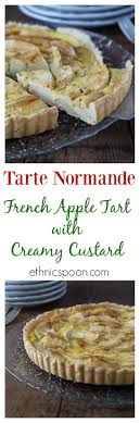 One The Most Delicious Apple Tarts I Have Ever Eaten A Rustic Traditional Dish From