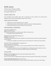 100 Education On A Resume High School Graduate Example Work Experience