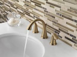 Delta Lahara Faucet Canada by Faucet Com 3538lf Pt In Aged Pewter By Delta