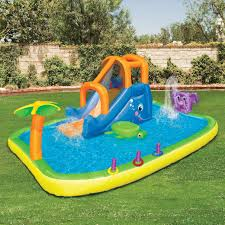 Tips Enjoy Your Quality Time With Child Using Kiddie Pools At