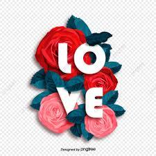 Romántico Día De San Valentín Cartoon Creativo Pareja De