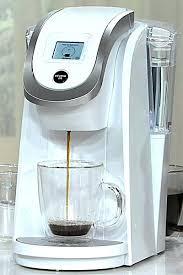 Keurig K200 Coffee Maker Single Serve K Cup Pod Sandy