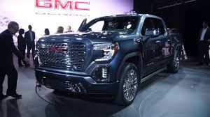 2019 GMC Sierra New Hybrid Truck, Video Review - YouTube