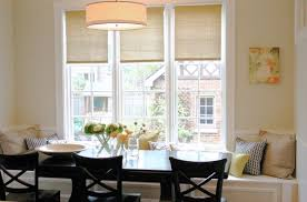 Reverse Roll Light Filtering Roller Shade Courtesy Of Houzz