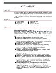 Resume Sample For Accounts Payable Manager Best Of Bank