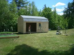 12x16 Storage Shed With Loft Plans by Pictures
