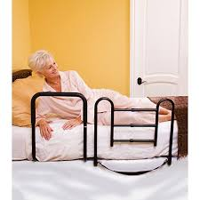 carex easy up bed rail support walmart com