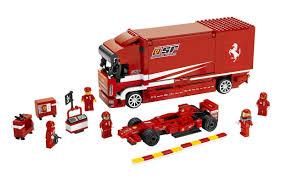 100 Ferrari Truck 81851