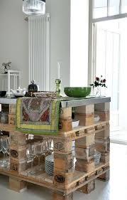 meuble cuisine diy meuble ilot central cuisine niocad info