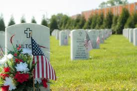 memorial day graveside decorations memorial day at salisbury national cemetery nc goodncrazy