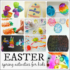 Spring Activities For Kids To Make This Easter