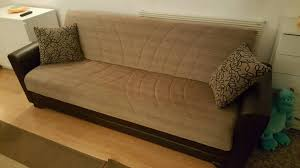 istikbal three seater sofabed in vauxhall london gumtree
