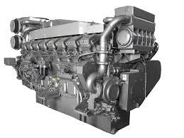 MITSUBISHI MARINE DIESEL ENGINE S16R2 T2MPTK Xin Ming Hua Pte
