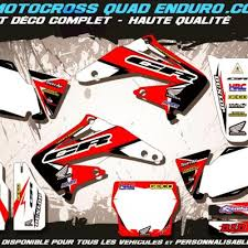kit deco crf 450 kit déco perso 450 crf 02 04
