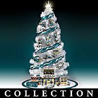 Philadelphia Eagles Super Bowl LII Christmas Tree Collection
