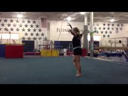 Usag Level 3 Floor Routine Tutorial by Level 3 Floor Lefty Youtube